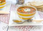 soupe de lentilles corail a la patate douce 2