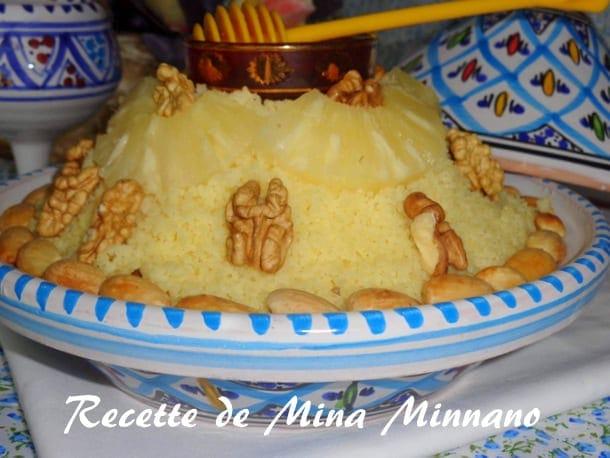 Seffa special khotba-couscous à la noix de coco 1