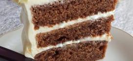 gateau moelleux au yaourt et au chocolat