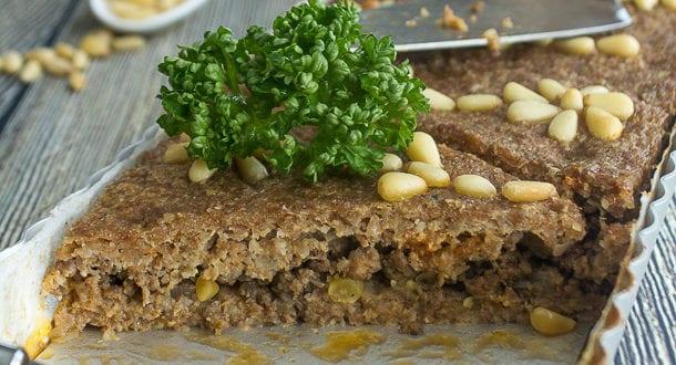kebbé libanais au four