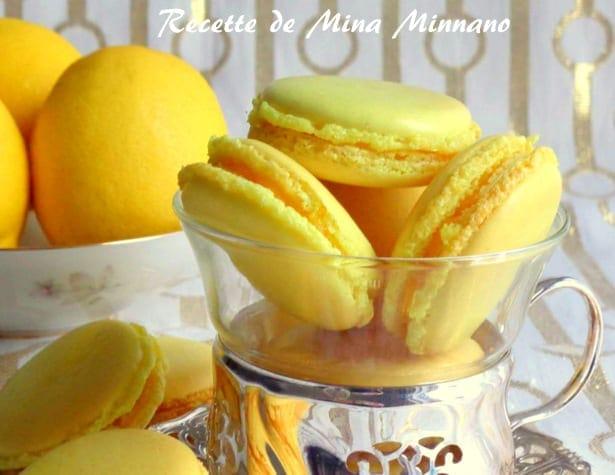 macarons au lemon curd 2-001