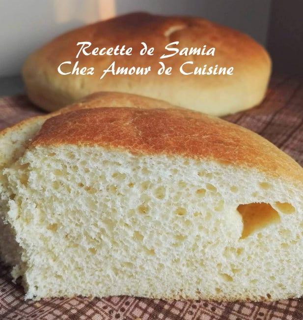 pain aux jaunes d'oeuf et semoule fine 1