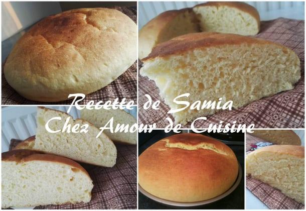 pain aux jaunes d'oeuf et semoule fine 3