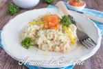 risotto au saumon fumé 7