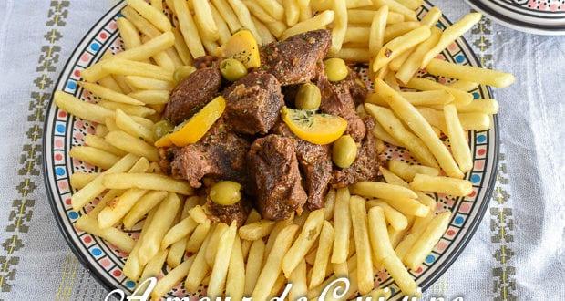 Lham mhamer tajine de viande rotie amour de cuisine for Viande cuisinee
