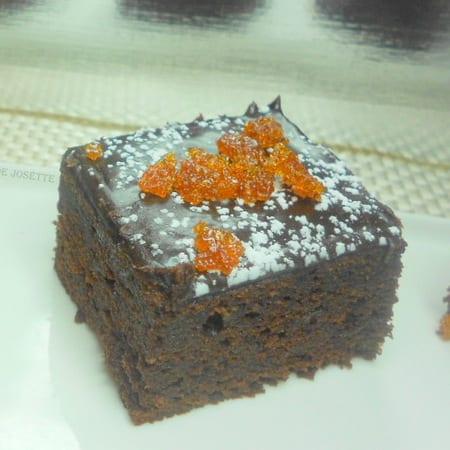 brownie au mascarpone chez joset