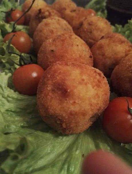 croquettes de pomme de terre samia