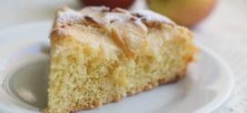 gâteau sable croustillant aux pommes
