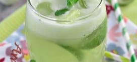 mojito sans alcool, cocktail menthe et citron vert