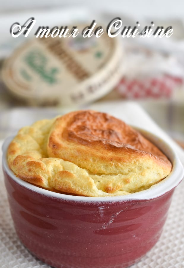 soufflés au camembert 1