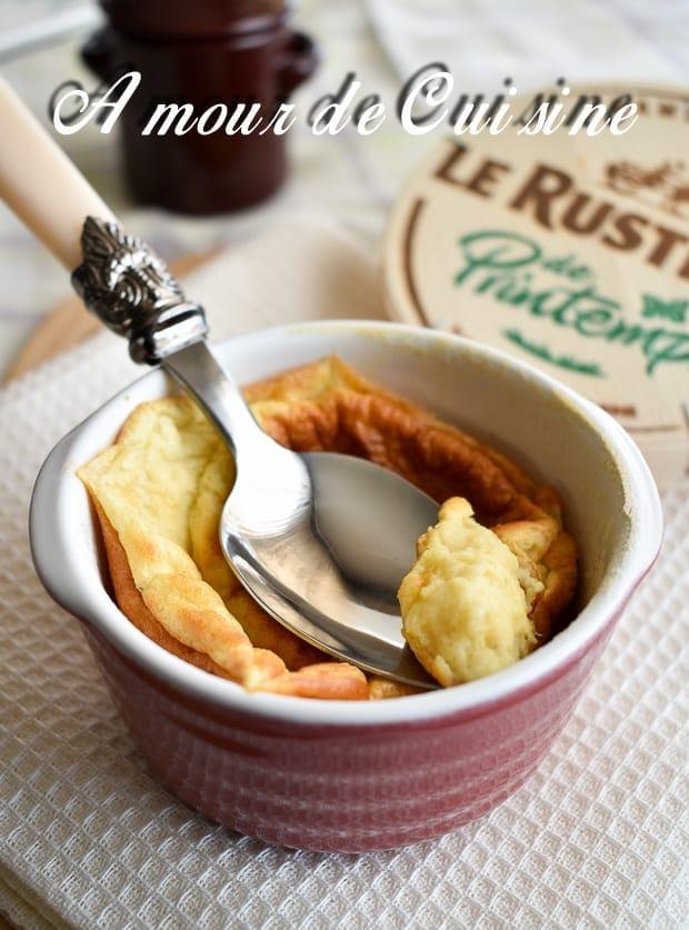 soufflés au camembert 2