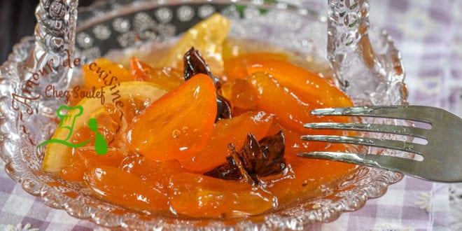 Confiture de Kumquat parfaite