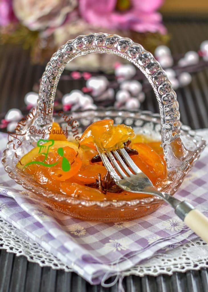 confiture de kumquat 2