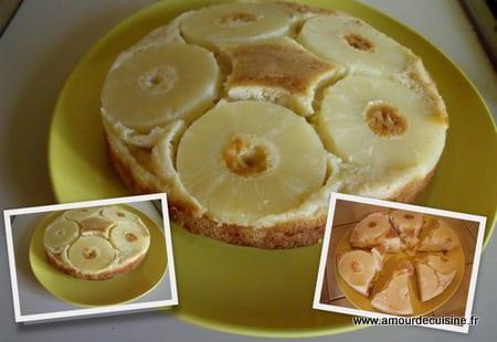 gateau d'ananas