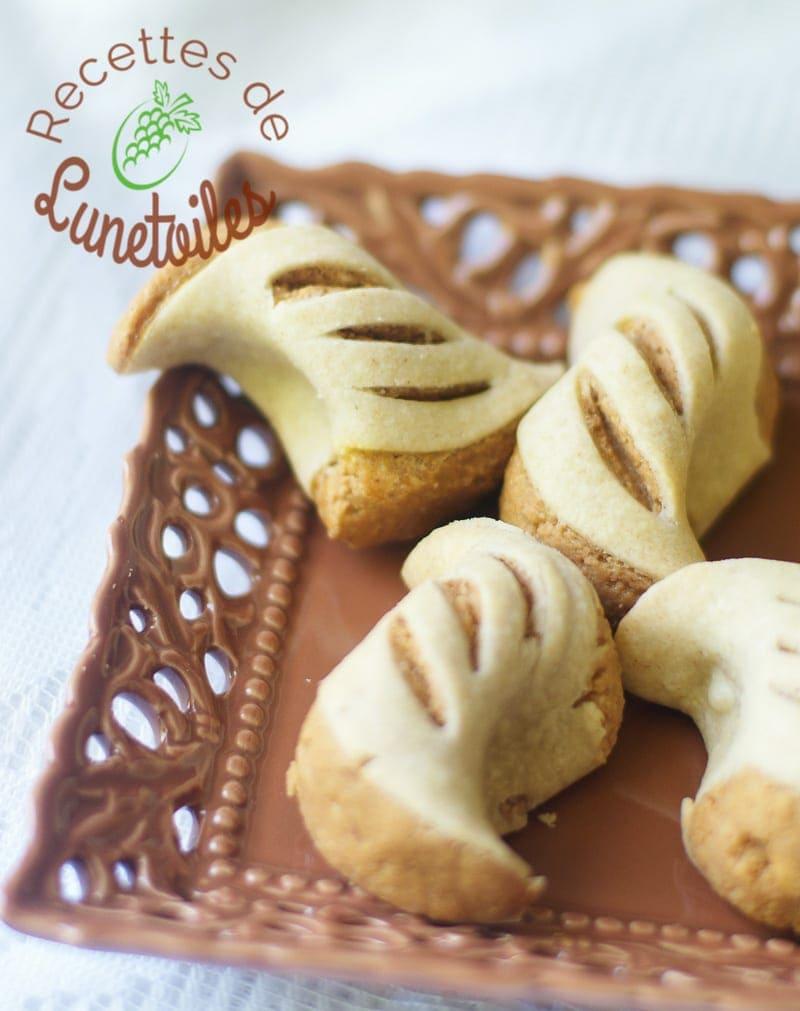 Ghribia constantinoise bel kawkaw mcharta amour de cuisine for Amour de cuisine arabe