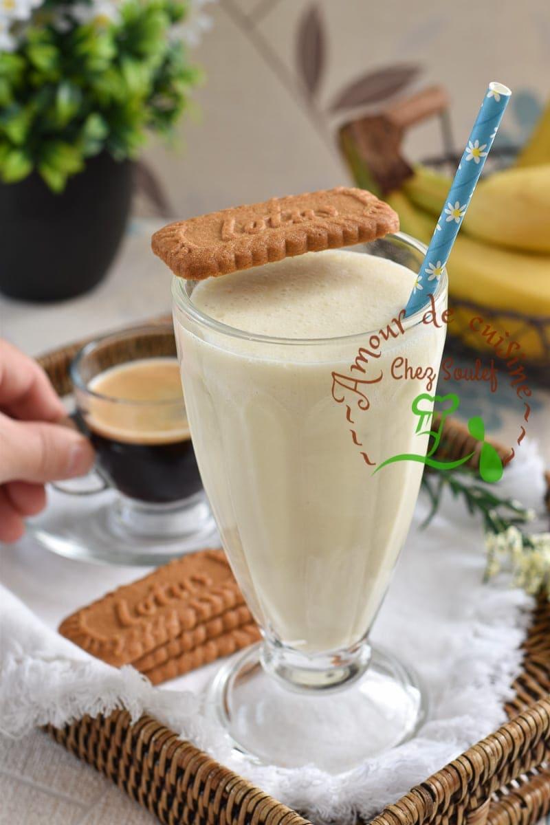 milkshake à la banane 1