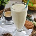 milkshake a la banane