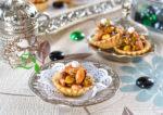 tartelettes aux fruits secs caramel au beurre salé 1