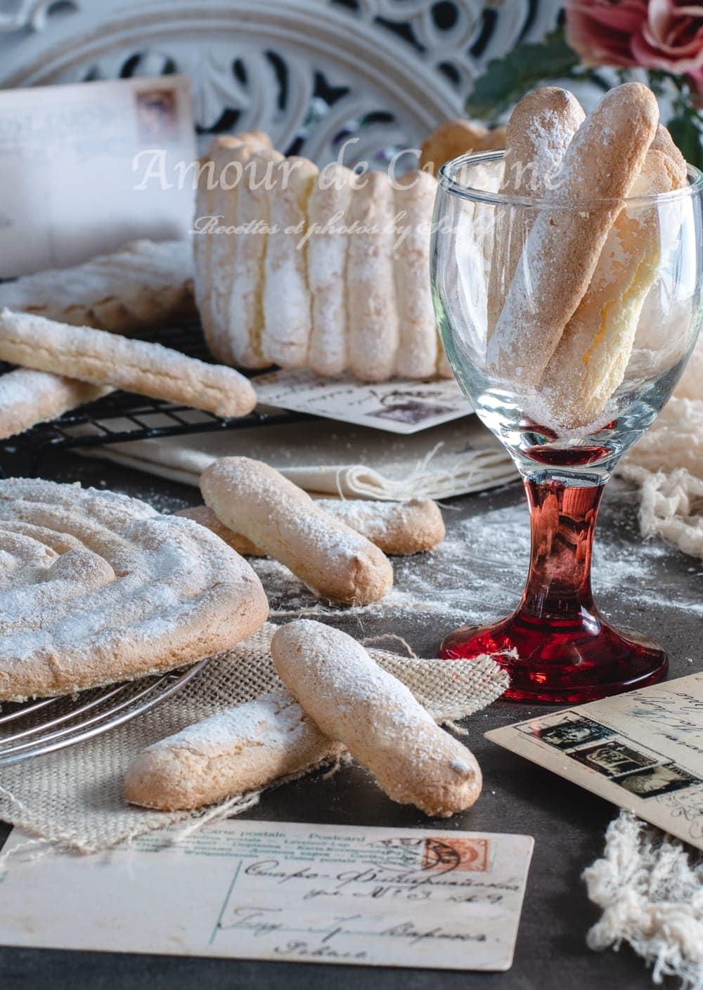 biscuit à la cuillère facile
