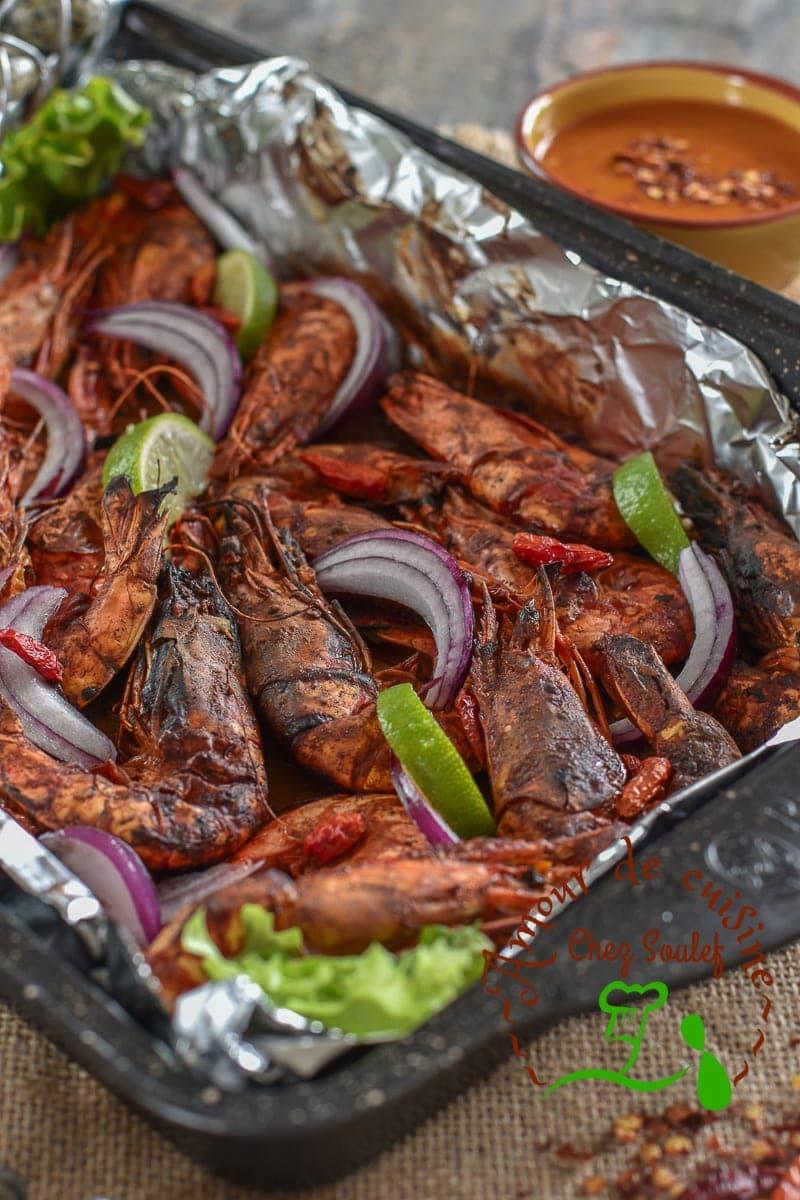 crevettes-piquantes-grillees-au-four