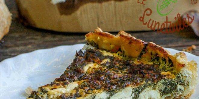 tarte aux épinard et féta de nigella lawson