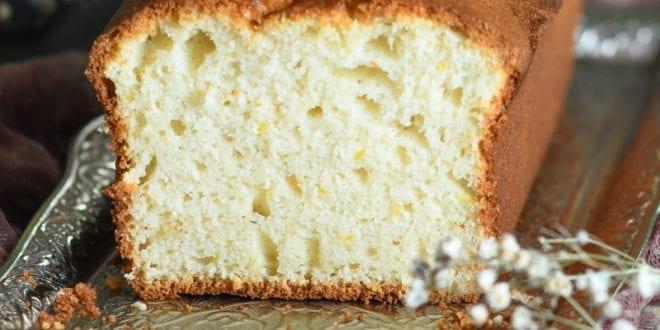 cake à l'orange au yaourt