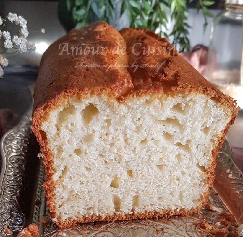 cake a l'orange moelleux
