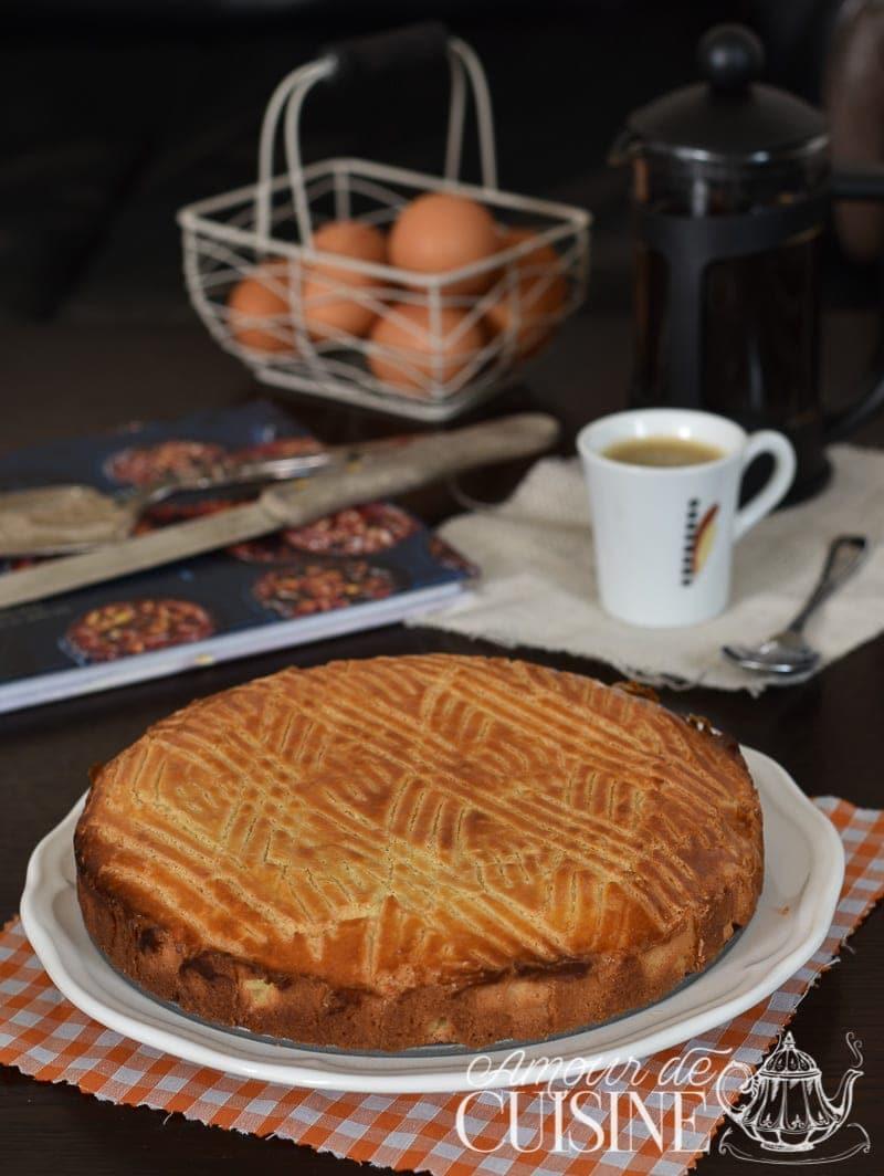 Gateau breton amour de cuisine for 1 amour de cuisine chez soulef