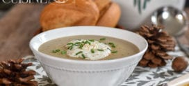 soupe de châtaigne
