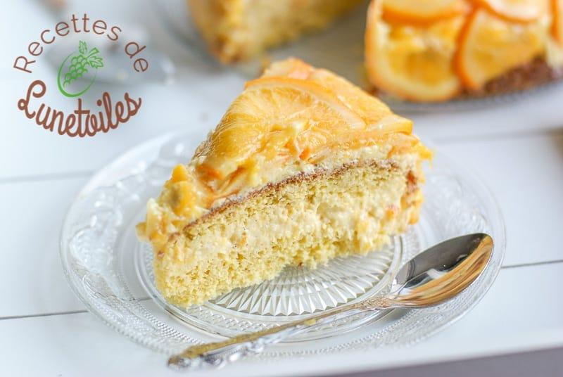 Rosace a l 39 orange de mercotte amour de cuisine for Livre cuisine mercotte