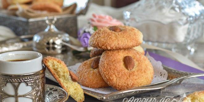 Ghriba la semoule amour de cuisine for 1 amour de cuisine chez soulef