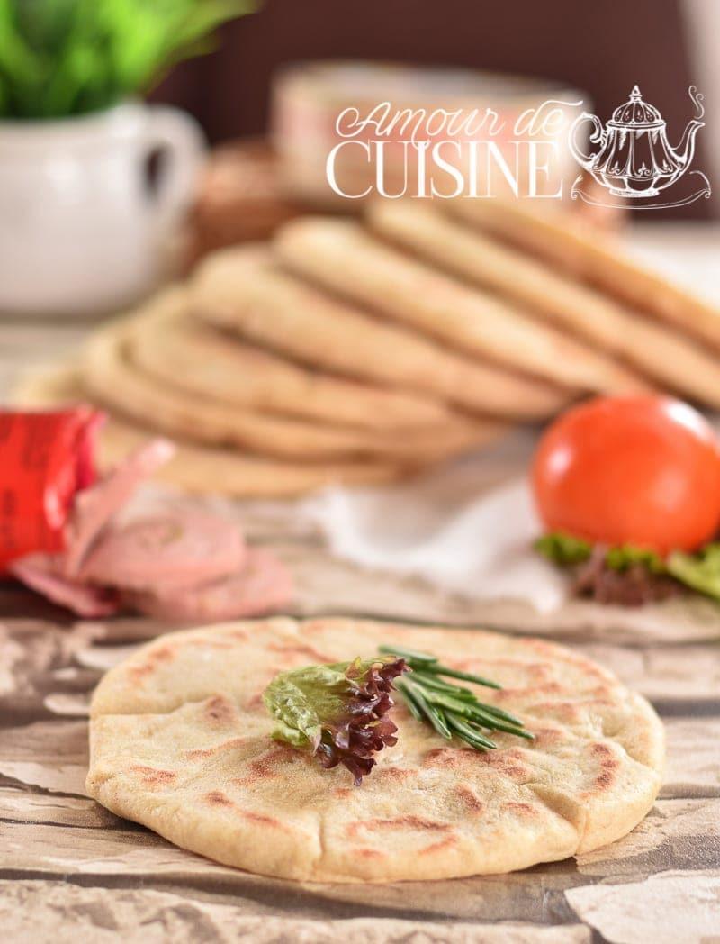 pain pita de la cuisine libanaise 4