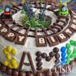 gateau d'anniversaire pour garçon decoration facile 1