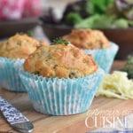 muffins salés aux légumes 1