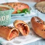 pains au thon et chakchouka