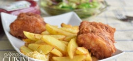recette fish and chips cuisine anglaise