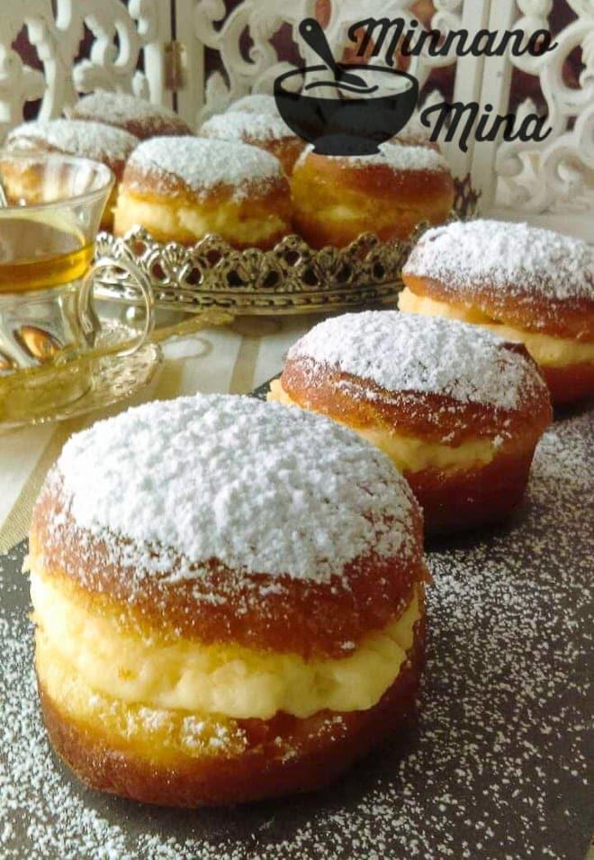 Boules de berlin moelleux amour de cuisine - Recette boule de berlin moelleuse ...