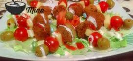 boulettes de viande hachée au couscous
