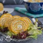 roulé de carottes au boursin 2