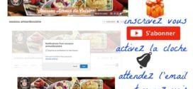 Je suis de retour sur Youtube, comment me suivre sur youtube?