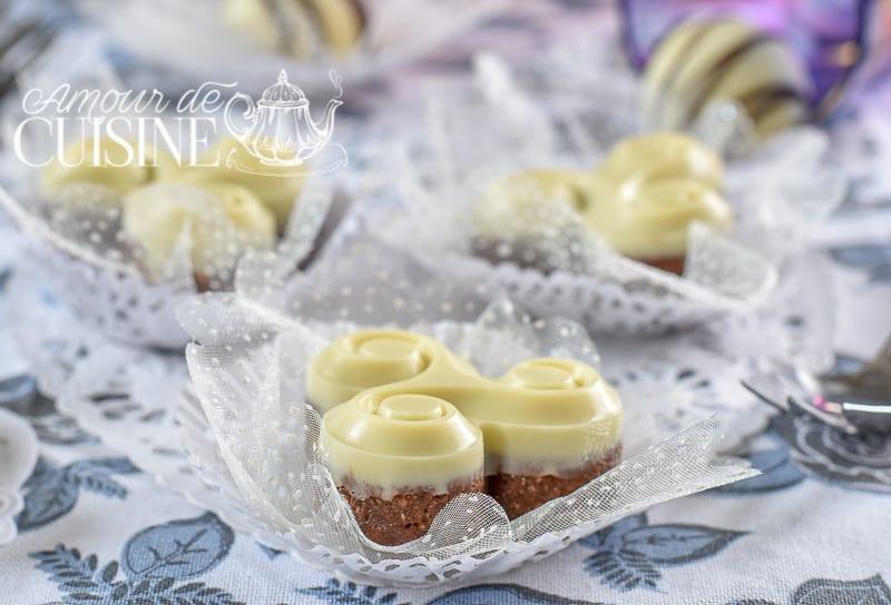 Bniouen aux cacahuètes et chocolat blanc 1