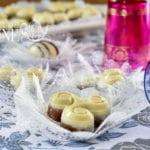 Bniouen aux cacahuètes et chocolat blanc 2