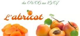 recettes autour d'un ingrédient #30 L'abricot