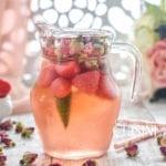 eau parfume aux fraises et rose 3