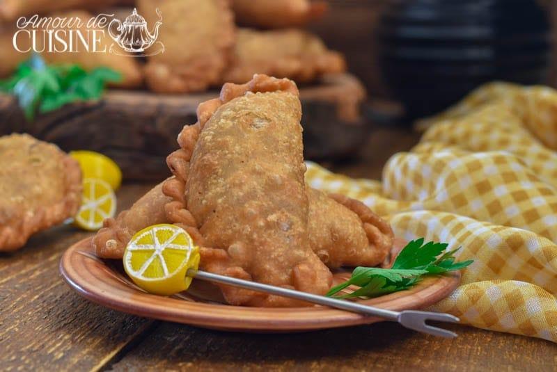 samboussek à la viande hachée 2
