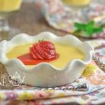 flan pudding au potiron et lait de soja 2