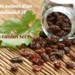 raisins secs recettes autour d'un ingrédient 36