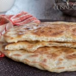 recette cheese naan