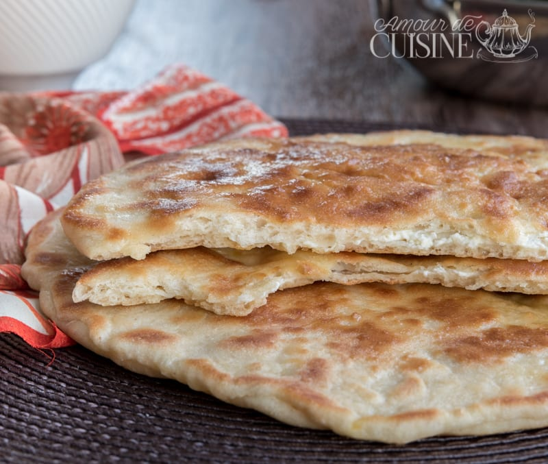 pain au fromage indien cheese nan facile