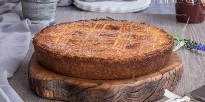 recette du gateau basque